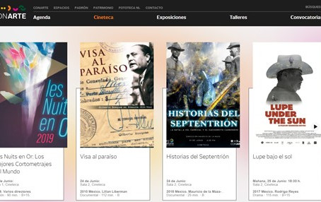 """""""Historias del Septentrión"""" en Cineteca"""