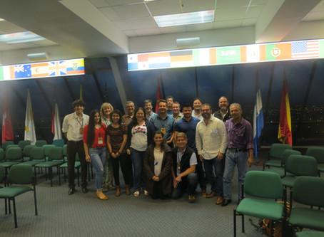 Organiza Pronatura Noreste taller internacional de conservación de la garza rojiza en Costa Rica.