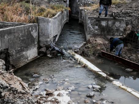 En Cuatro Ciénegas, CONAGUA se pone las pilas y comienza a cancelar infraestructura en desuso