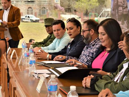 PRONATURA NORESTE Y EJECUTIVO DEL ESTADO DE CHIHUAHUA FIRMAN ACUERDO PARA CONTRIBUIR AL DESARROLLO I