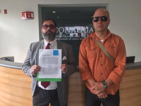 OSC presentan denuncia ante CONAGUA, por  pozos irregulares en  ANP estatales de Galeana, Nuevo León