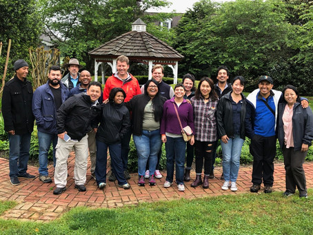 Todo sobre la reunión para socios de Rainforest Trust