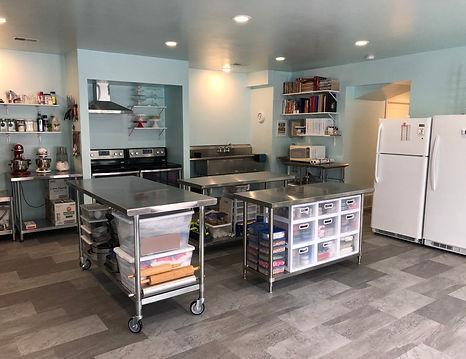 FlourGirl Patissier Kitchen