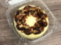 Turtle Cheesecake by FlourGirl Patissier