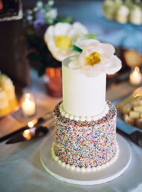 Wedding cake by FlourGirl Patissier