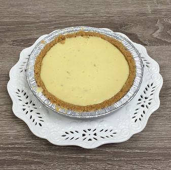 Key Lime Pie by FlourGirl Patissier