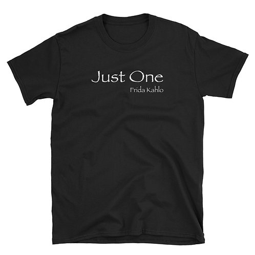 Just One Men's  Short Sleeve Tee