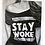 Thumbnail: 'Stay Woke' Notecard Set