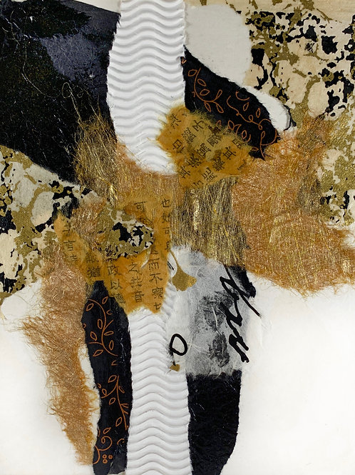 """Touch of Gold (11"""" x 14"""" Matted)"""