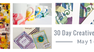 My 30 Day Creative Challenge