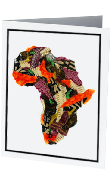 'Africa' Notecard Set