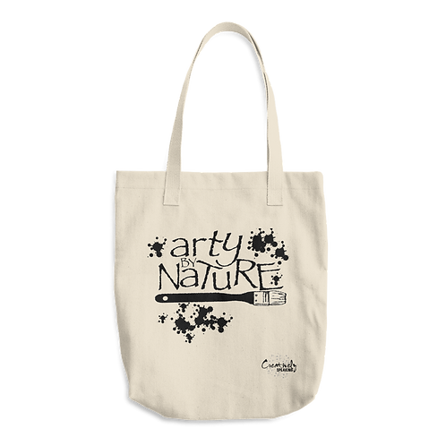 Arty by Nature Tote