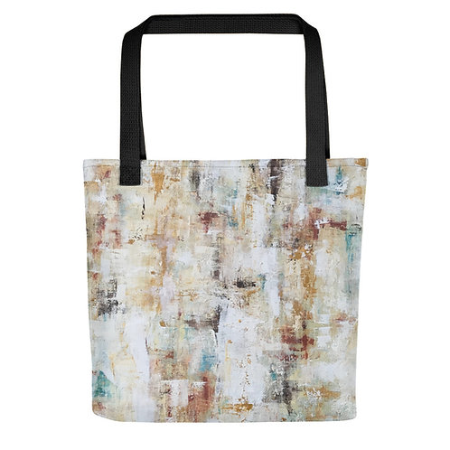 'City Life #14' Tote bag