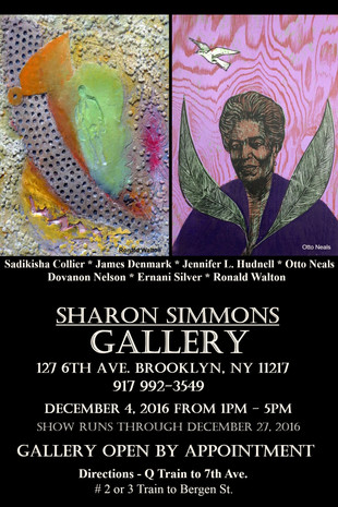 Sharon Simmons Gallery Show