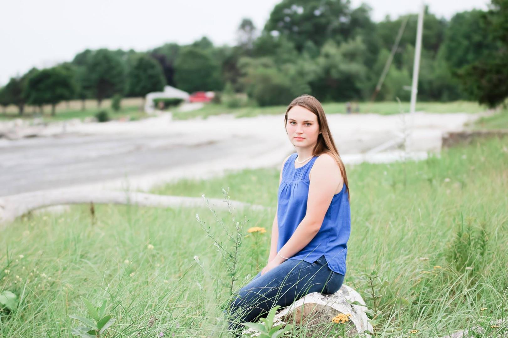NH Seacoast Senior Photographer