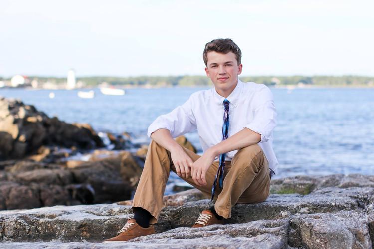NH Seacoast High School Senior Photographer