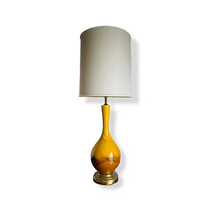 Mid-Century Modern Drip Lamp / Table Lamp