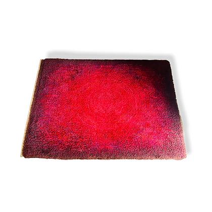 Mid-Century Modern Abstract Shag Ray Rug