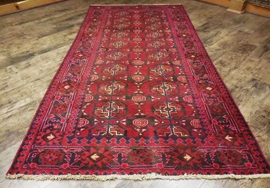 Vintage Oriental Persian Rug 4 Ft x 8 Ft