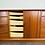 Thumbnail: Danish Modern Teak Dresser/Credenza By FALSTER