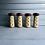 Thumbnail: Vintage Mushroom Bar Stools