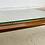 Thumbnail: Fabulous Mid-Century Modern Switchblade Walnut Coffee Table