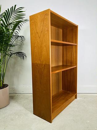 Mid-Century Danish Modern Teak Bookshelf