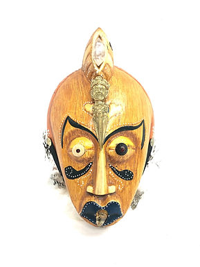 Hand Crafted Mask