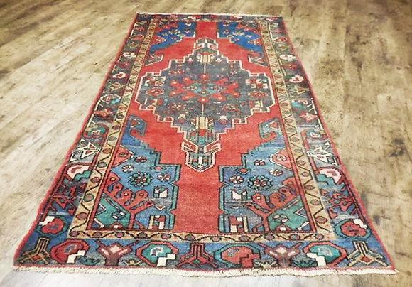 Vintage Oriental Persian Rug