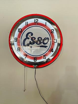 ESSO Nion Wall Clock