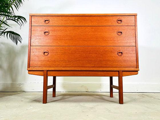 Mid-Century Modern Teak Dresser