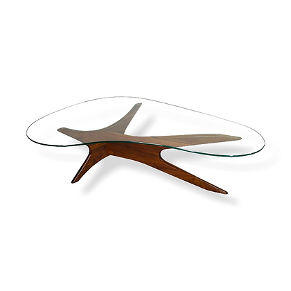 Mid-Century Modern Adrian Pearsall Jacks Coffee Table
