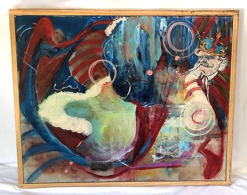 """Janet Esposito - """"Bubble Maker"""" (2010)"""
