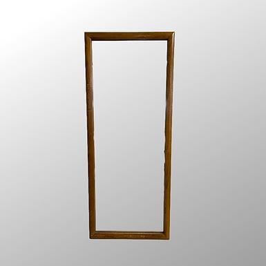 Mid-Century Modern Walnut Mirror
