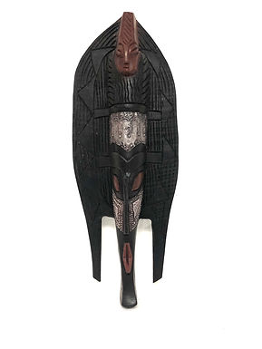 Mask Handcrafted in Ghana