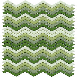 GLAZE WAVE GREEN