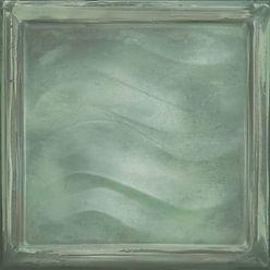 GLASS GREEN VITRO