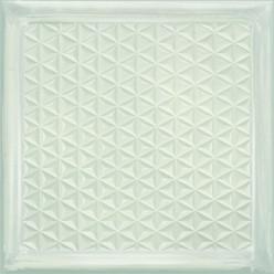 GLASS WHITE BRICK