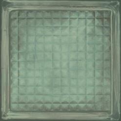 GLASS GREEN BRICK
