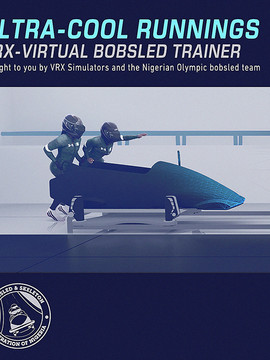 VRX- Virtual Bobsled Trainer Visual Target