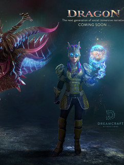 Dragon Marketing Render