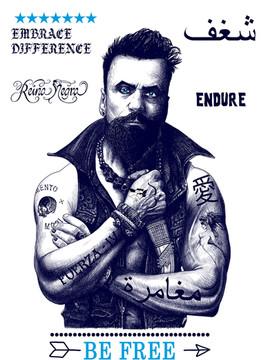 "Pirate Life ""Endure"""
