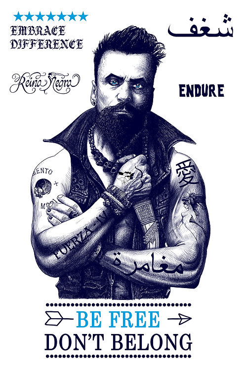 "Pirate life ""Endure"""