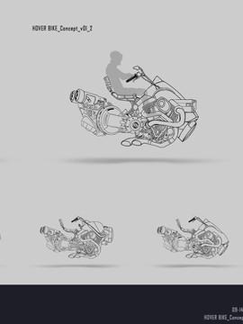 "Vehicle Concept Exploration - "" L - Huvler """