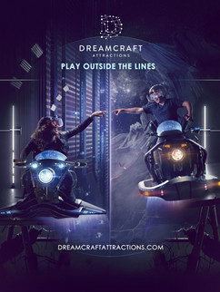 DreamCraft Attracrions Iconic Image