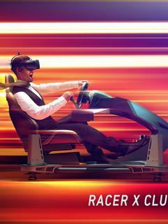 Racer X Club Simulator MKT Render