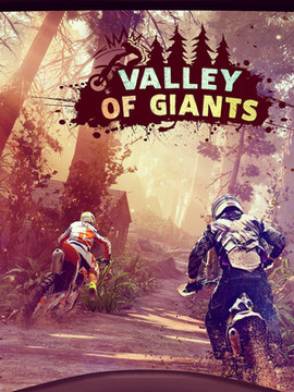 Valley of Giants Visual target