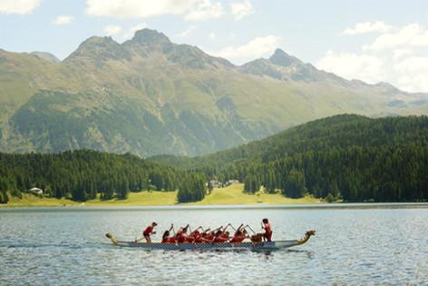 Kaderzusammenzug in St. Moritz 2017