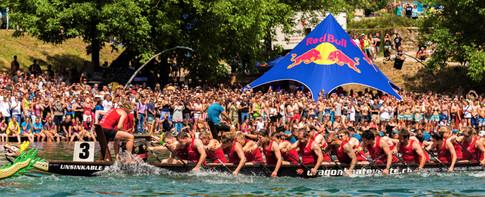 Drachenbootrennen Eglisau 2017