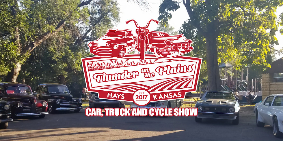 2021 Thunder on the Plains Car, Truck and Cycle Show